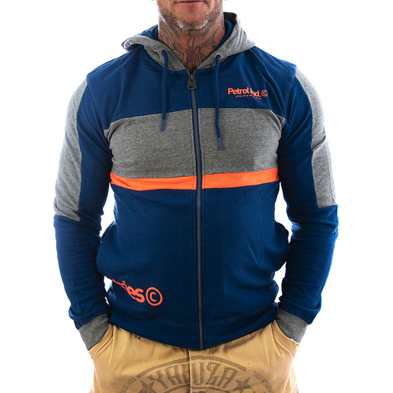 Petrol Industries Sweatjacke Colourblock 305 1