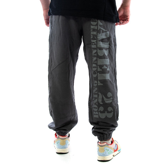 Label 23 Jogginghose BCTA 2020 grau 1
