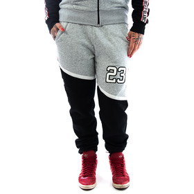 Label 23 Jogginghose Olivia grau 11