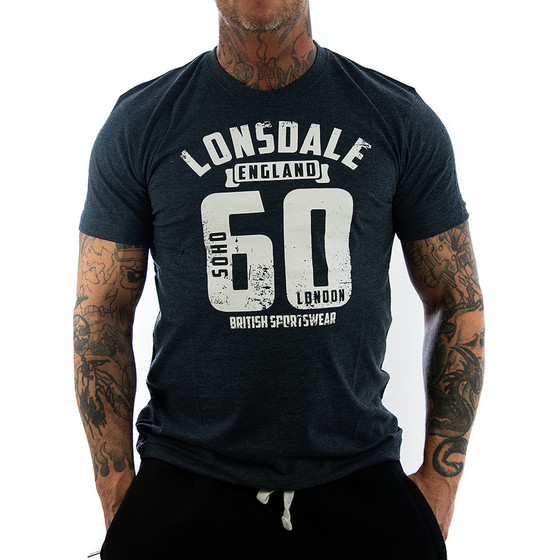 Lonsdale Shirt Reading 113801 navy 11