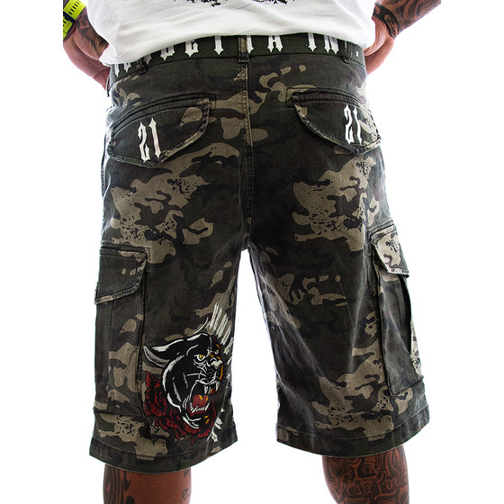 Vendetta Inc. Cargo Short Brother 21 camouflage 1