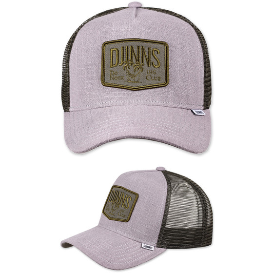 Djinns Trucker Cap HFT Hippy Canvas mudd 1