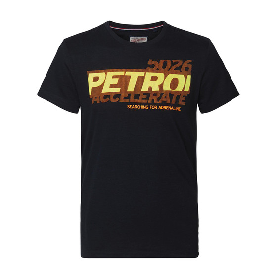Petrol Industries Shirt Adrenalin schwarz 631 1