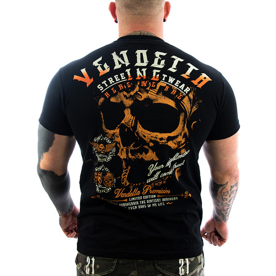 Vendetta Inc. Shirt Nightmare schwarz VD-1141 11