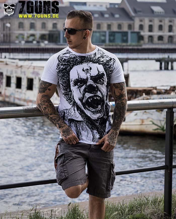 Männer T-Shirt News Bild Flo