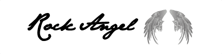 rock angel logo